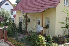 Einfamilienhaus-Jasmin-Eingang