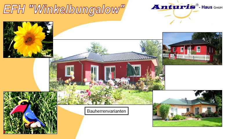 Haus Winkelbungalow
